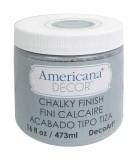 AMERICANA DECOR CHALKY ACABADO TIZA 236 ML : AMERICANA CHALKY:ADC27 ANTAÑO