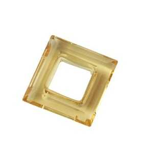 VENTANA RESINA GOLDEN 14x4 MM INTERIOR 6 MM 2 UD