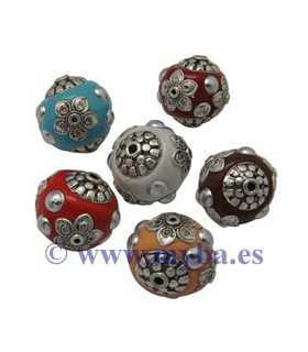 BOLAS TIPO INDONESIA 19/20 MM MIX 3 UD