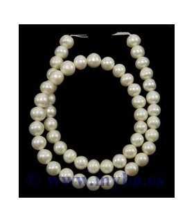 25f8f565d27a Perlas de río naturales para trabajos de bisuería y abalorios.