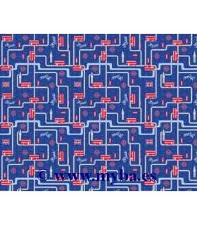 PAPEL ARTEPATCH ARTEMIO LONDRES 40x50cm 1 UD