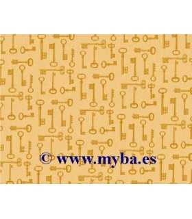 PAPEL ARTEPATCH ARTEMIO LLAVES 40x50 CM 1 UD