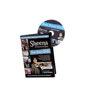 DVD SHEENA PAINT FUSION EN INGLÉS 3 HORAS