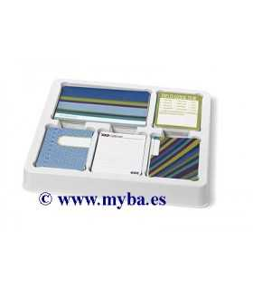 KIT CENTRAL PROJECT LIFE TARJETAS LLUVIA 616 UD