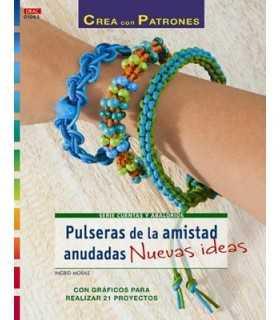 PULSERAS DE LA AMISTAD ANUDADAS NUEVAS IDEAS DRAC