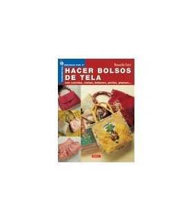 HACER BOLSOS DE TELA CON CUENTAS, CINTAS, PERLAS..