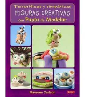 FIGURAS CREATIVAS CON PASTA DE MODELAR EL DRAC.