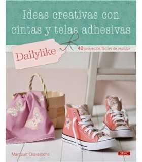 IDEAS CREATIVAS CON CINTAS Y TELAS ADHESIVAS DRAC.