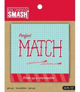 PERFECT MATCH POP UP SMASH K&COMPANY 1 UD