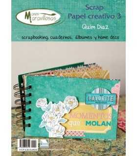 REVISTA MANOS MARAVILLOSAS RC003 SCRAP PAPEL CR. 3