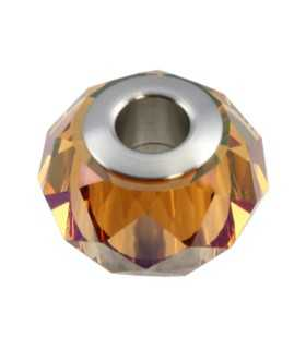 BECHARMED BRIOLETTE SWAROVSKI 14 MM CRYSTAL COPPER