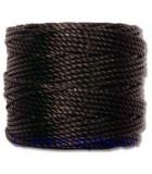 BOBINA HILO S-LON TEX 400 0,9 MM 31,5 METROS : S LON:BK BLACK