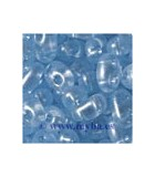 TWIN BEADS PRECIOSA 2,5x5 MM PERLADO 23 GR AP : TWIN BEADS:08136 CR LT SAPPHIRE