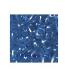 TWIN BEADS PRECIOSA 2,5x5 MM PERLADO 23 GR AP : TWIN BEADS:08336 CR BLUE PEARL