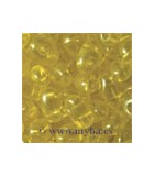 TWIN BEADS PRECIOSA 2,5x5 MM PERLADO 23 GR AP : TWIN BEADS:08386 CR TELLOW PEAR