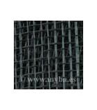 TEJIDO SINAMAY 90 CM ANCHO x 50 CM COLORES : COLORES TOCADOS:Black