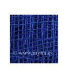 TEJIDO SINAMAY 90 CM ANCHO x 50 CM COLORES : COLORES TOCADOS:Royal Blue