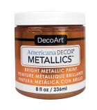 AMERICANA DECOR METALLICS 236 ML : AMERICANA DECOR METALLICS:MTL06 BRONCE