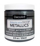 AMERICANA DECOR METALLICS 236 ML : AMERICANA DECOR METALLICS:MTL09 ESTAÑO