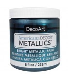 AMERICANA DECOR METALLICS 236 ML : AMERICANA DECOR METALLICS:MTL12 PELTRE