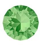 XILION CHATON 1088 SWAROVSKI 2 mm 200 ud CLÁSICOS : color:Peridot