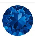 XILION CHATON SWAROVSKI 8 mm 10 ud COL CLÁSICOS : color:Capri Blue
