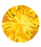 XILION CHATON SWAROVSKI 8 mm 10 ud COL EXCLUSIVOS : color:Light Topaz