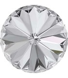 RIVOLI CRISTAL SWAROVSKI 10 MM SS47 5 UNIDADES : color:Cristal