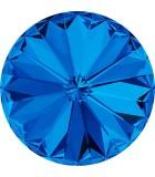 RIVOLI CRISTAL SWAROVSKI 12 MM 4 UNIDADES : color:Sapphire