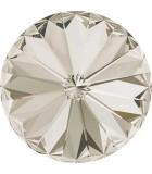 RIVOLI CRISTAL SWAROVSKI 14 MM 2 UNIDADES : color:Crystal Silver Shade