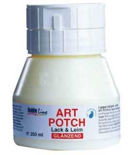 COLA DECOUPAGE SERVILLETAS ART POTCH BRILLO 250ml