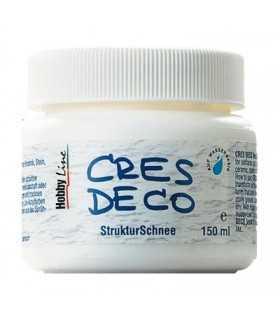 CRES DECO CRISTALES NIEVE HOBBY LINE 150 ML