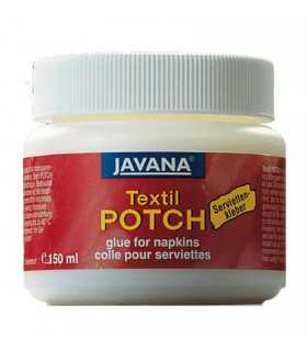 COLA SERVILLETAS TRANS. TEXTIL POTCH JAVANA 150 ML