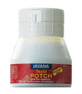 COLA SERVILLETAS TRANS. TEXTIL POTCH JAVANA 250 ML