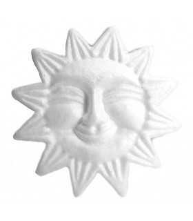 SOL POREX O CORCHO BLANCO 17 cm 2 UNIDADES