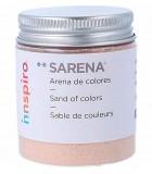 ARENAS DE COLORES SARENA BOTE 110 GRAMOS : SARENA:1710 MELOCOTÓN