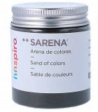 ARENAS DE COLORES SARENA BOTE 110 GRAMOS : SARENA:1743 PELTRE