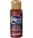 ACRÍLICO AMERICANA 59 ML ROJOS Y BURDEOS : color:112CRANBERRY WINE TR