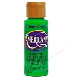 ACRÍLICO AMERICANA 59 ML COLORES VERDES : color:54 BRIGHT GREEN