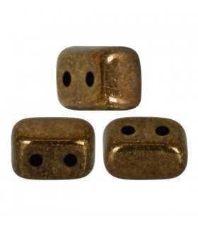 IOS PAR PUCA DARK GOLD BRONZE 23980/14485  10 GR