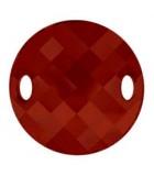 TWIST SEW ON SWAROVSKI 28 MM 1 UNIDAD : color:Crystal Red Magma