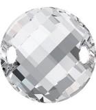 TWIST SEW ON SWAROVSKI 28 MM 1 UNIDAD : color:Cristal