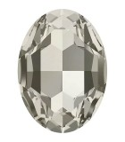 CABUCHÓN OVAL SWAROVSKI 30x22 MM : color:Crystal Silver Shade