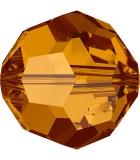 BOLA SWAROVSKI 8 MM COLORES EXCLUSIVOS NUEVOS : Unidades:Envase 5 Unidades, color:Crystal Copper