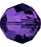 BOLA SWAROVSKI 8 MM COLORES EXCLUSIVOS NUEVOS : Unidades:Envase 5 Unidades, color:Purple Velvet