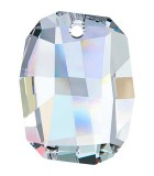 COLGANTE GRAPHIC SWAROVSKI 19x15x7 MM 1 UNIDAD : color:Cristal AB