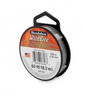 BEADALON WILDFIRE 0,20 MM 18,3 M RESISTE 5,5 KG