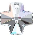 CRUZ DE CRISTAL SWAROVSKI 20 x 20 mm. : Unidades:1 unidad, color:Cristal AB