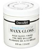 AMERICANA DECOR MAXX GLOSS 236 ML : AMERICANA DECOR MAXX GLOSS:ADMG01 WHITE CHINA