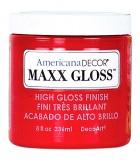 AMERICANA DECOR MAXX GLOSS 236 ML : AMERICANA DECOR MAXX GLOSS:ADMG04 MANZANA CANDY